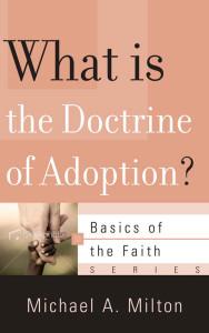 Doctrine of Adoption