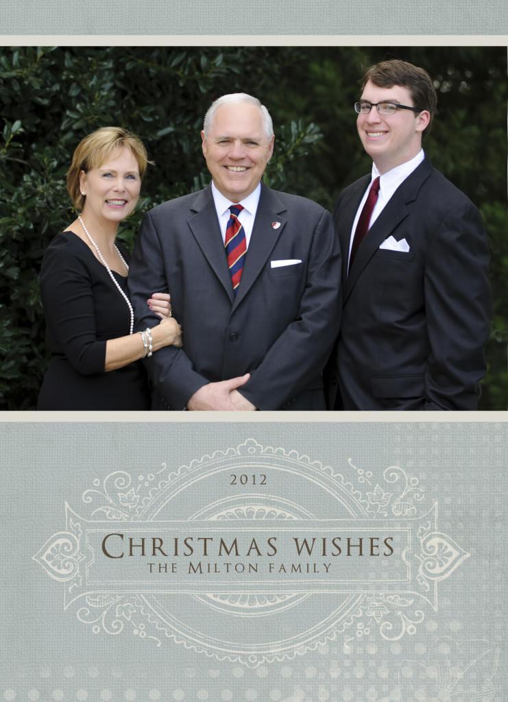 Milton Merry Christmas 2013