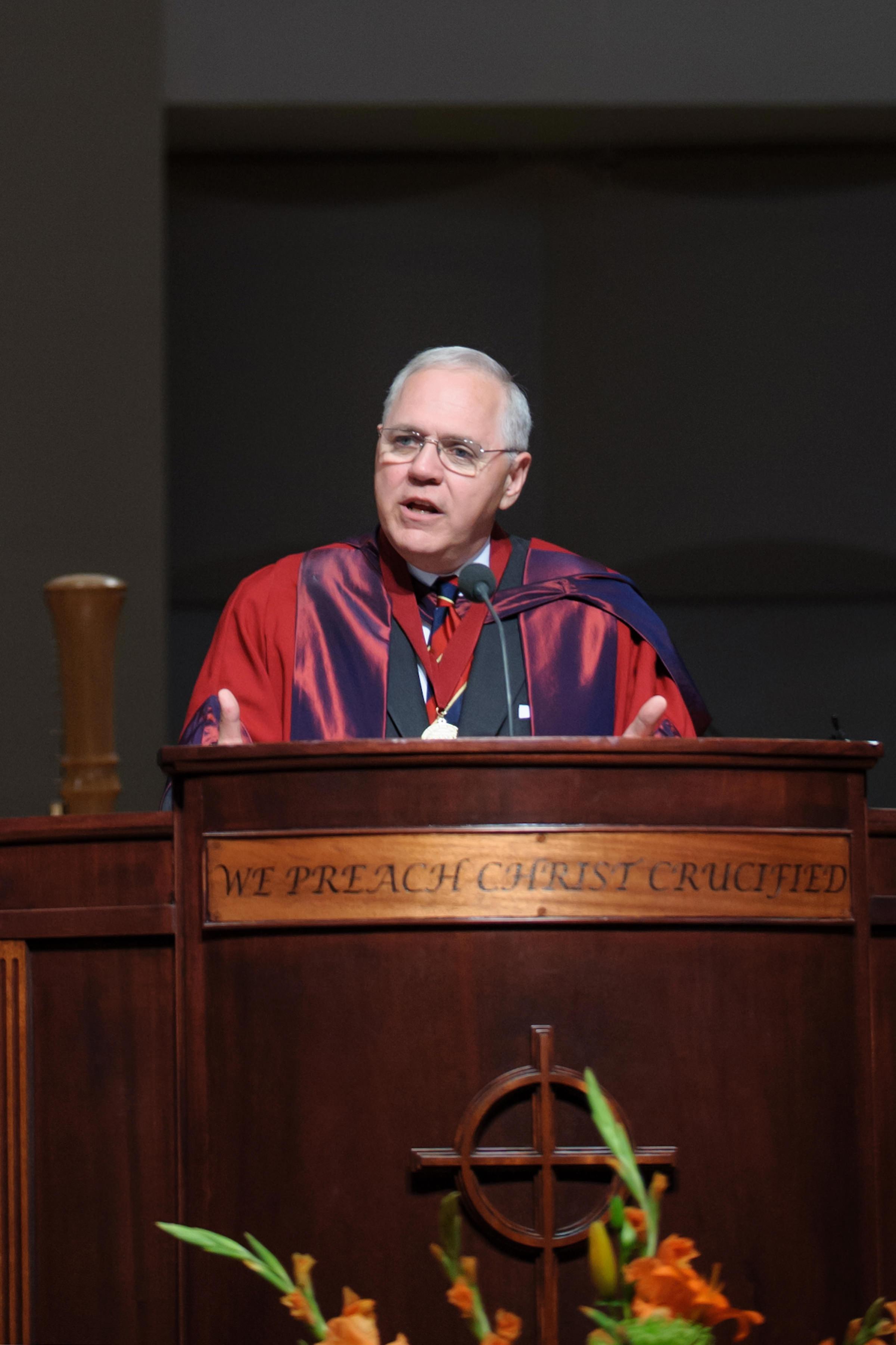 Michael Anthony Milton, Ph.D.
