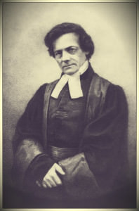 Adolphe Monod (1802-1856) a pastor and professor in the French Reformed Church.