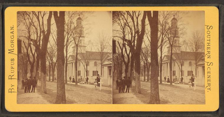 Southern scenery. In and arournd New Berne [New Bern], N.C.; (1865?-1903); Rufus Morgan, Photographer; Stephen A. Schwarzman Building / Photography Collection, Miriam and Ira D. Wallach Division of Art, Prints and Photographs.