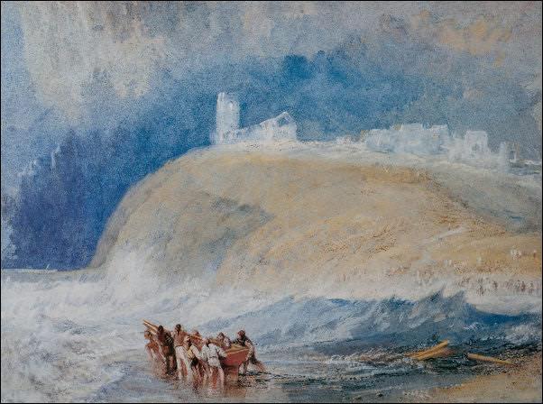 Dunwich, JMW Turner, 1830.