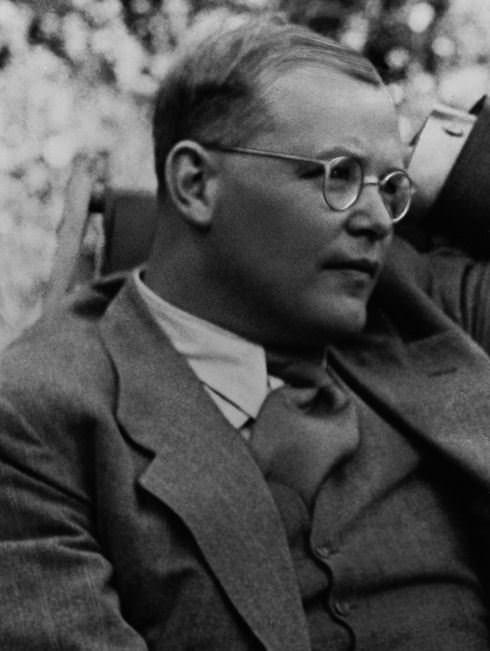 Dr. Dietrich Bonhoeffer (1906-1945): Theologian, pastor, seminary professor, author, and martyr.