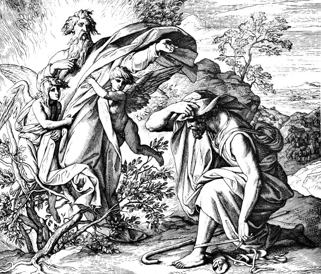 fear and trust in genesis the christian old testament In genesis 22:15-24 we see the aftermath of abraham's tested faith the angel of the lord (a christophany, an old testament manifestation of the messiah, jesus) honors abe for his willingness to sacrifice his only begotten son (don't miss the typology here of abraham typing the father in giving of his only begotten son to be sacrificed for our sin).