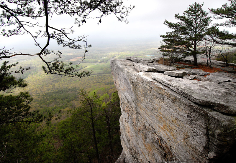 Pilot Mountain State Park, North Carolina